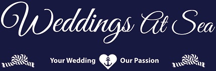 Weddings at Sea Cruises Logo